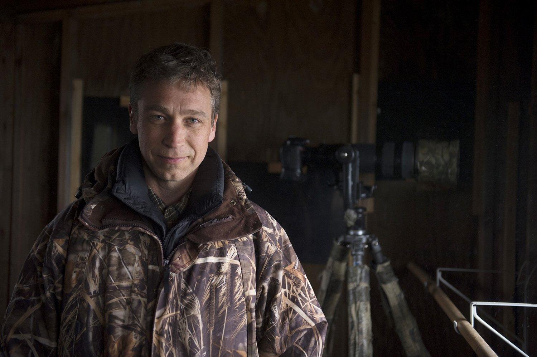Michael Forsberg, conservation photographer