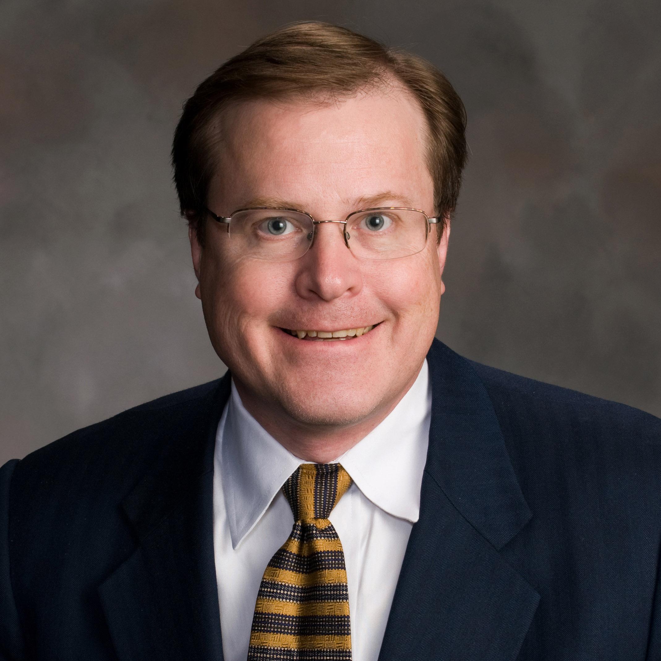 Bruce Dvorak Portrait