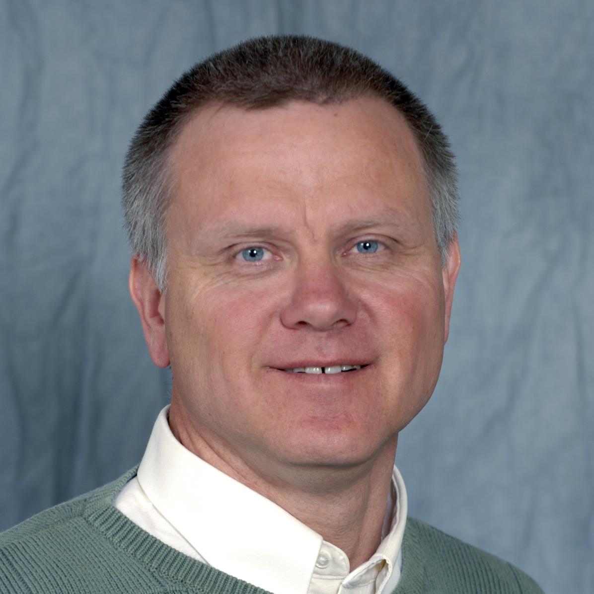 Dave Gosselin portrait
