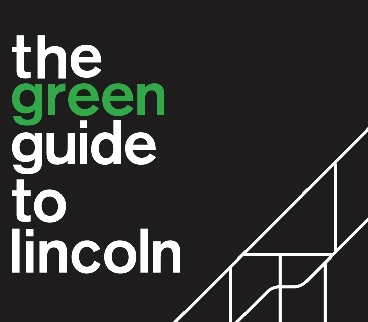 Green Guide to Lincoln cover image